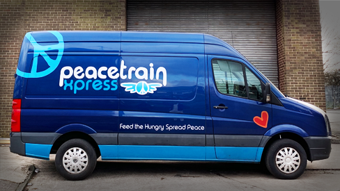 Xpress Food Van - North West - UK