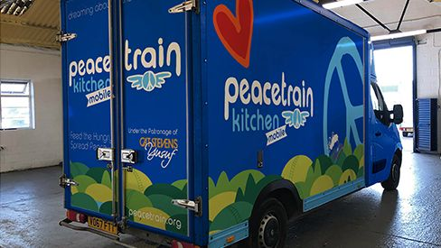 Mobile Kitchen - North West - UK