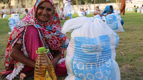 Feeding Programme - Pakistan