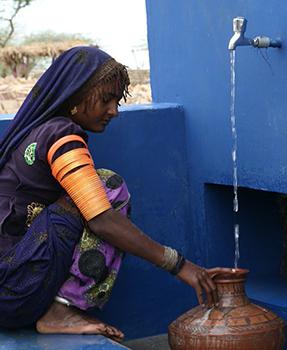 Clean Water, Solar-Well  - Pakistan