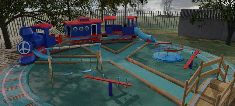 Playground Concept - South Africa