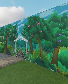 Playground Wall Art - Pakistan