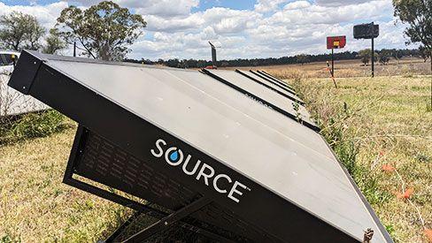 Solar Rain Water Panels - Australia