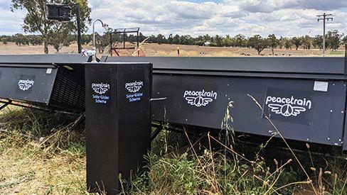Water extractor, Solar Harvester - Australia