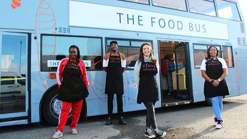 Food Bus - London