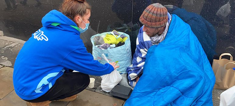 Homeless Feeding Programme - UK