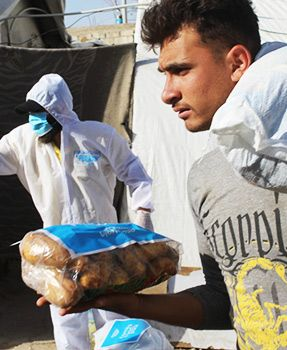 Feeding Programme - Lebanon