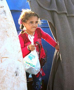 Feeding Programme - Yemen